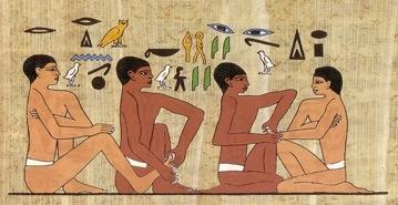 Pratiche della terapie nel antico Egitto